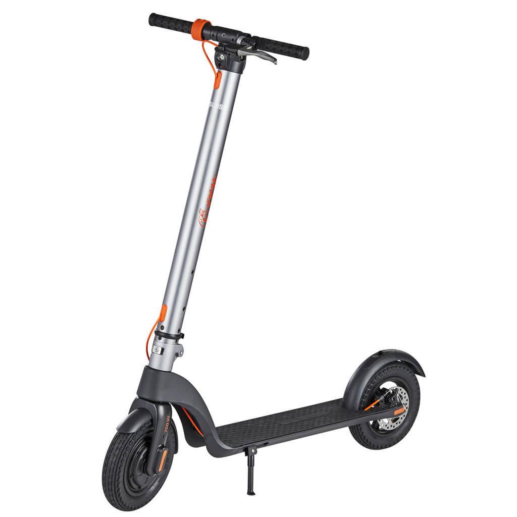 Hulajnoga elektryczna 4Swiss EX4 e-orange